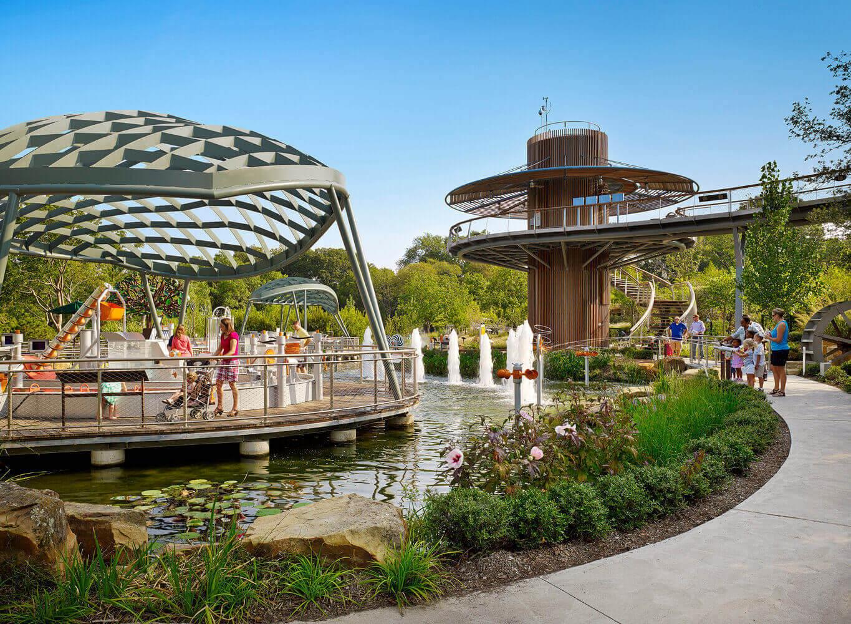 Dallas Arboretum Children's Adventure