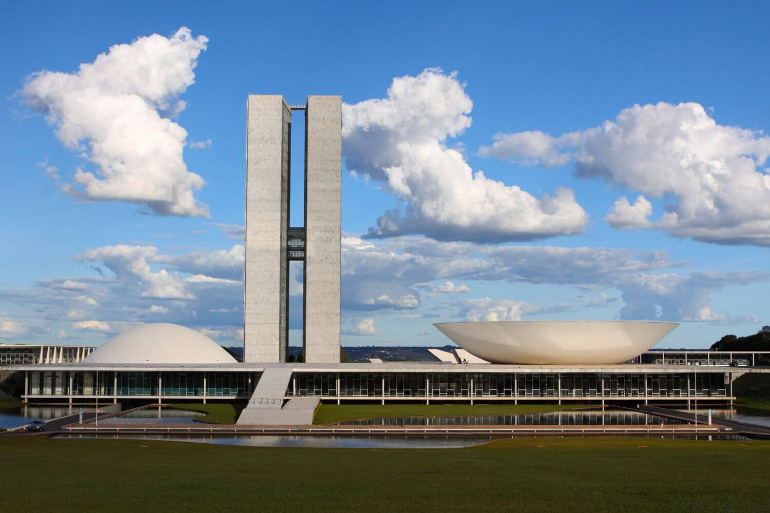 National Congress / Oscar Niemeyer
