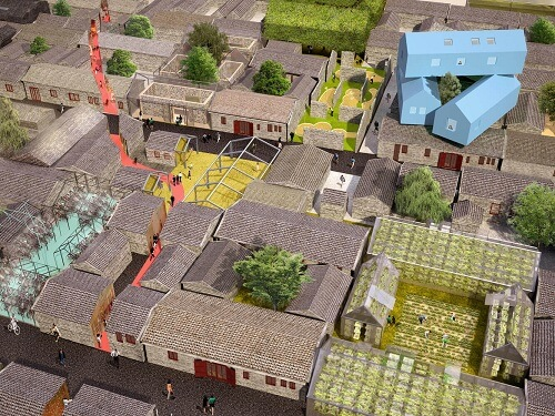 MVRDV Reimagines the Chinese Hutong