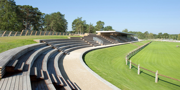Le Grand Stade by Joly Loiret